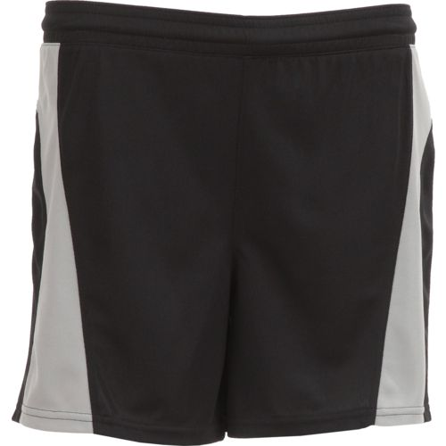 Display product reviews for BCG Girls' Colorblock Soccer Short