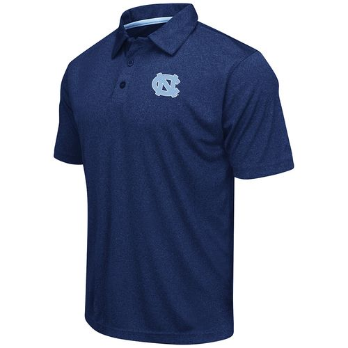 Colosseum Athletics™ Men's University of North Carolina Academy Axis Polo Shirt - view number 1