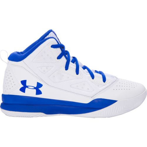 Display product reviews for Under Armour Boys' BGS Jet Mid-Top Basketball Shoes