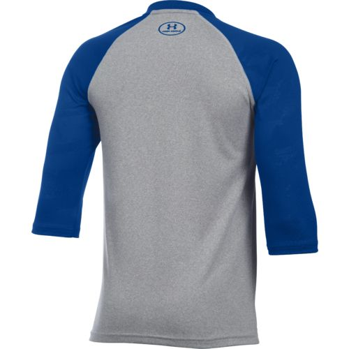Under Armour Boys' Swing Like A Legend 3/4-Length Sleeve Shirt - view number 2