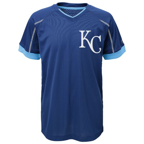 MLB Boys' Kansas City Royals Emergence T-shirt
