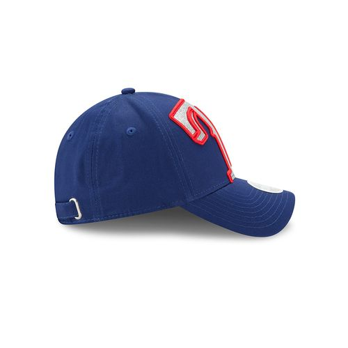 New Era Women's Texas Rangers 9FORTY Glitter Glam 3 Cap - view number 5