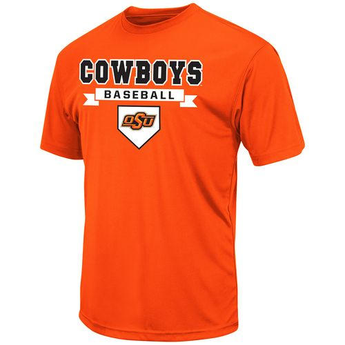 Colosseum Athletics™ Men's Oklahoma State University Baseball T-shirt