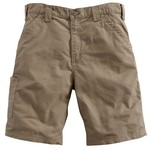 Carhartt Men's Canvas Work Short - view number 1