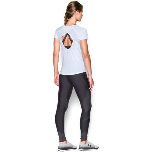 Under Armour Women's Fly By Short Sleeve Running T-shirt - view number 4