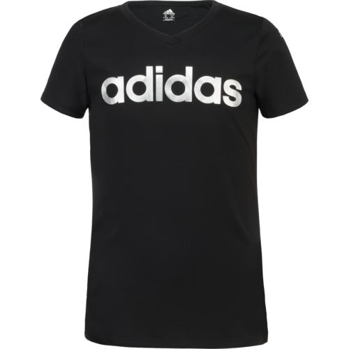 adidas Girls' Graphic Logo T-shirt - view number 1