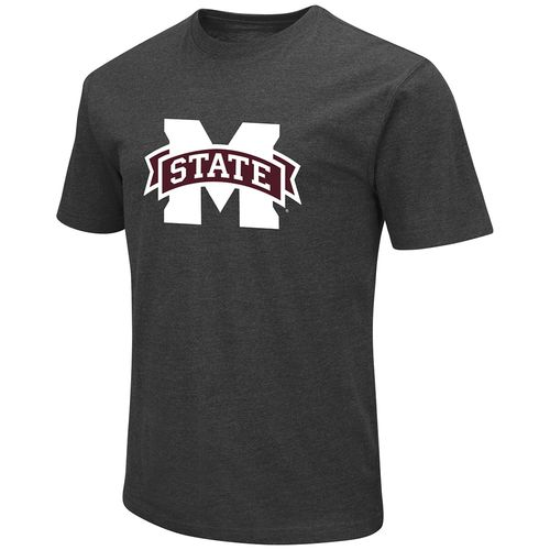 Colosseum Athletics Men's Mississippi State University Logo T-shirt - view number 1