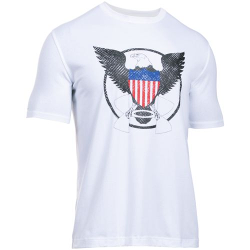 Under Armour Men's Freedom USA Eagle Short Sleeve T-shirt