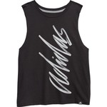 adidas Women's Script Muscle Tank Top - view number 4