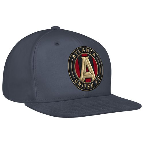 adidas Men's Atlanta United FC Authentic Flat Brim Snapback Cap