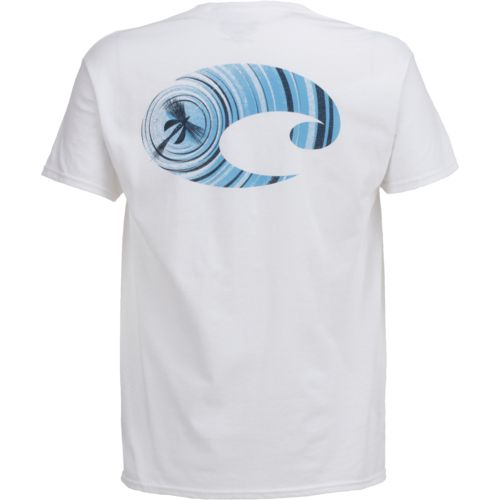 Costa Del Mar Men's Ripple Short Sleeve T-shirt
