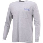 Salt Life Men's Mako Sushi Long Sleeve T-shirt - view number 1