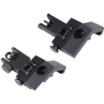 Xtreme Tactical Sports 45-Degree Offset Flip-Up Front and Rear Sight Set - view number 2