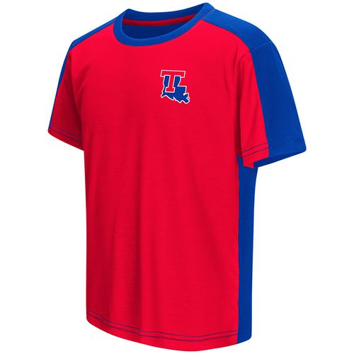 Colosseum Athletics Boys' Louisiana Tech University Short Sleeve T-shirt - view number 1