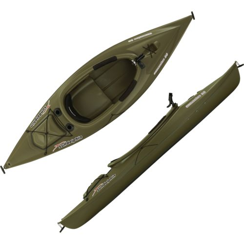 Sun Dolphin Excursion 10 ft Fishing Kayak