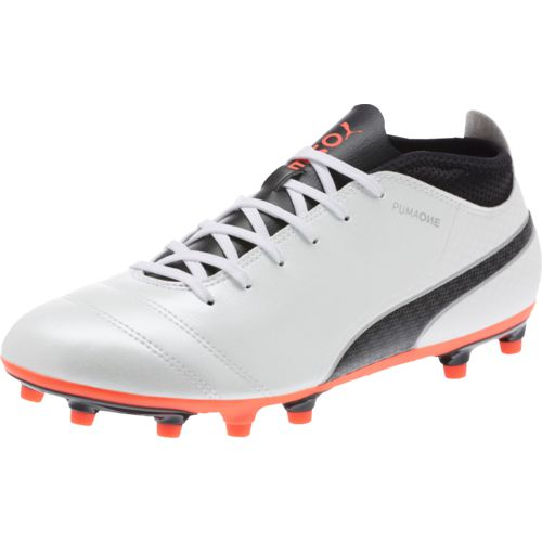 PUMA Men's PUMA ONE 17.4 Jr. Firm Ground Soccer Shoes
