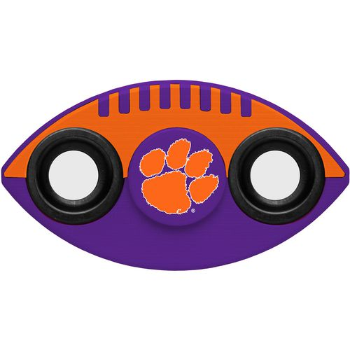 Forever Collectibles Clemson University 2-Way Diztracto Spinnerz Toy