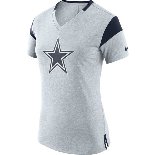 Nike Women's Dallas Cowboys Dry Fan Top