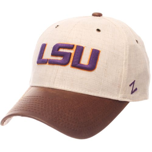 Zephyr Men's Louisiana State University Havana Curved Bill 2-Tone Cap