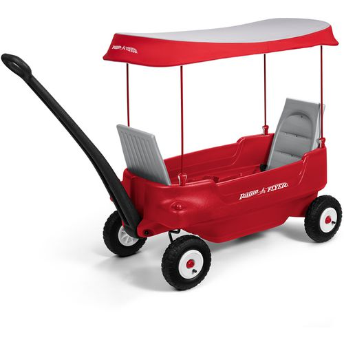 Radio Flyer Deluxe All-Terrain Pathfinder Wagon