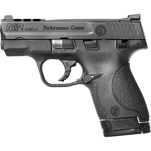 Display product reviews for Smith & Wesson Performance Center Ported M&P9 Shield Night Sights 9mm Pistol
