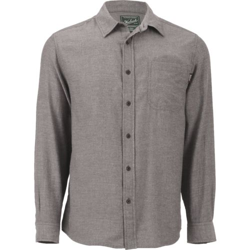 Woolrich Men's Stone Rapids Eco Rich Solid Button-Down Shirt
