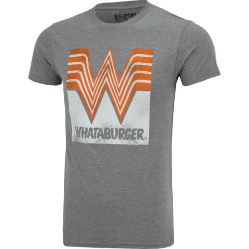 Big Bend Outfitters Men's Whataburger Graphic T-shirt - view number 3