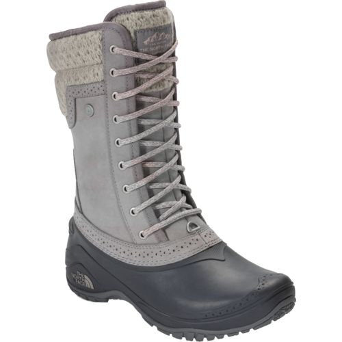 Display product reviews for The North Face Women's Shellista II Mid Boots