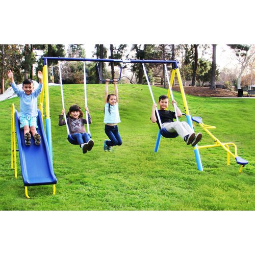 Sportspower Super First Metal Swing Set - view number 1