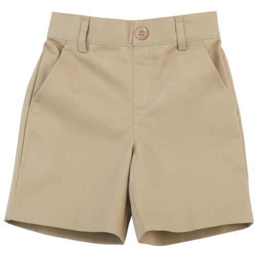 Austin Trading Co.™ Toddler Boys' Flat Front Twill Short