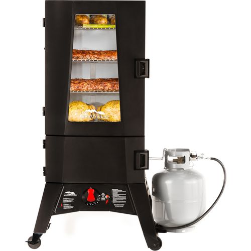 Masterbuilt Thermotemp XL Propane Smoker - view number 2