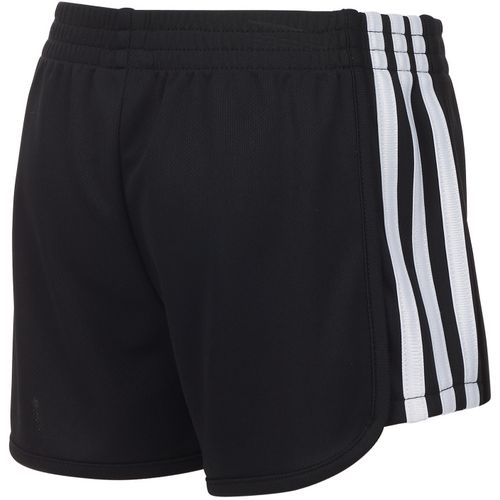 adidas Toddler Girls' 3-Stripes Mesh Short - view number 2