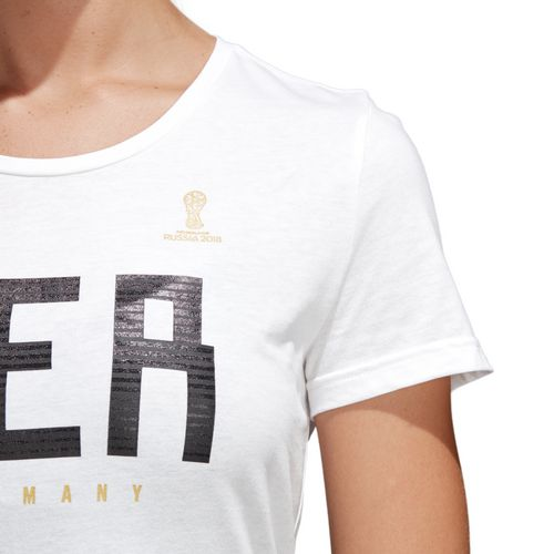 adidas Women's Germany T-shirt - view number 4