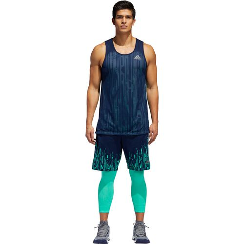 adidas Men's Electric 2 Basketball Shorts - view number 5