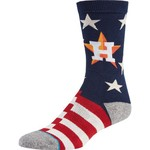 PKWY Men's Houston Astros Memorial Day Brigade Socks - view number 1