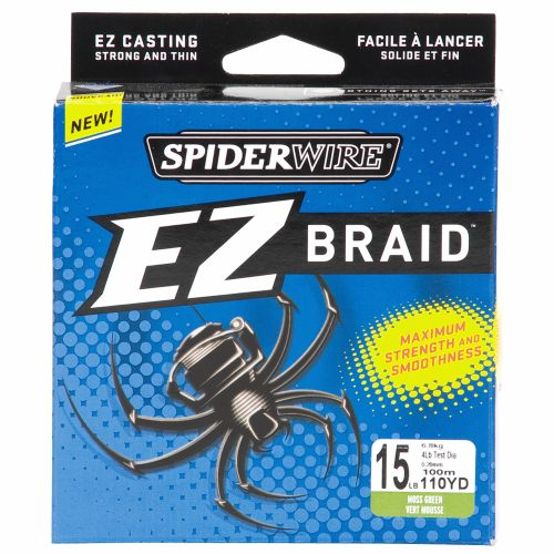 Spiderwire® EZ Braid™ 110-Yard Fishing Line - view number 1