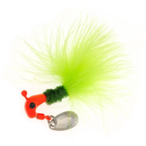 Florescent Red/Green-Chartreuse