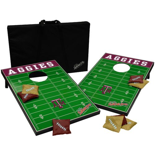 Image for Wild Sports Texas A&M University Aggies Tailgate Bean Bag Toss Game from Academy