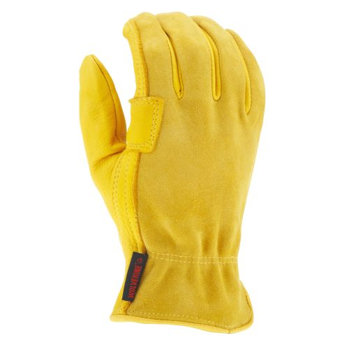 Image for Wolverine Men's  Buckskin Driver  Work Gloves from Academy