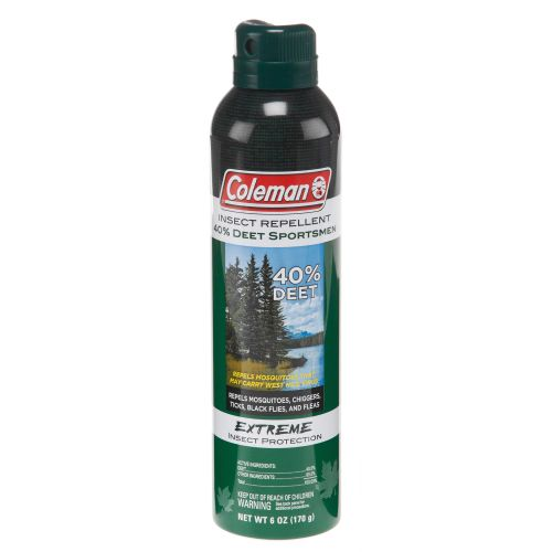 Coleman® 40% DEET Repellent 2-Pack