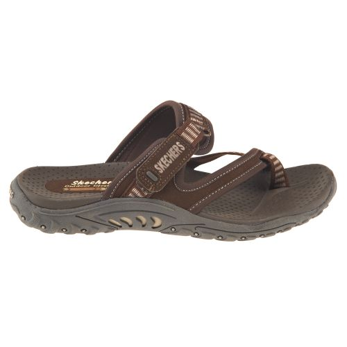 SKECHERS Women's Reggae Rasta Thong Sandals