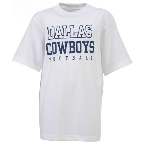 Image for Dallas Cowboys Boys' Practice T-shirt from Academy