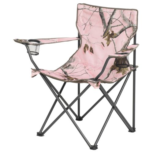 Display product reviews for Game Winner® Women's Pink Realtree AP™ Chair