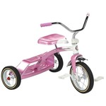 Roadmaster Girls' Dual-Deck Tricycle