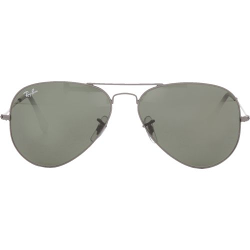 Ray-Ban Adults' Aviator Large Metal Sunglasses