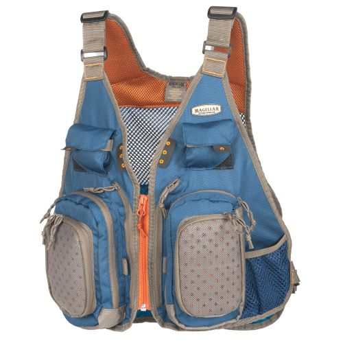 Image for Magellan Outdoors™ Men's Mesh Fly Vest from Academy
