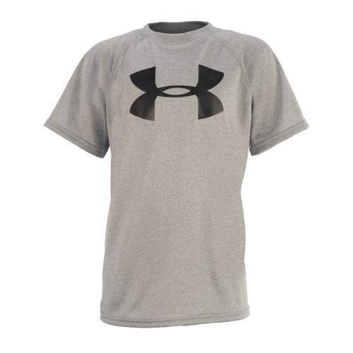 Under Armour Boys' UA Tech Logo T-shirt - view number 1