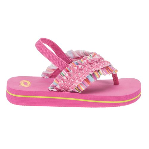 O'rageous® Girls' Plaid Sandals