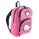 Hello Kitty Girls' Quilted Backpack
