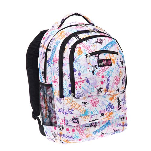 ... Travel & Luggage Backpacks Angels Girls' Graffiti Wall Backpack